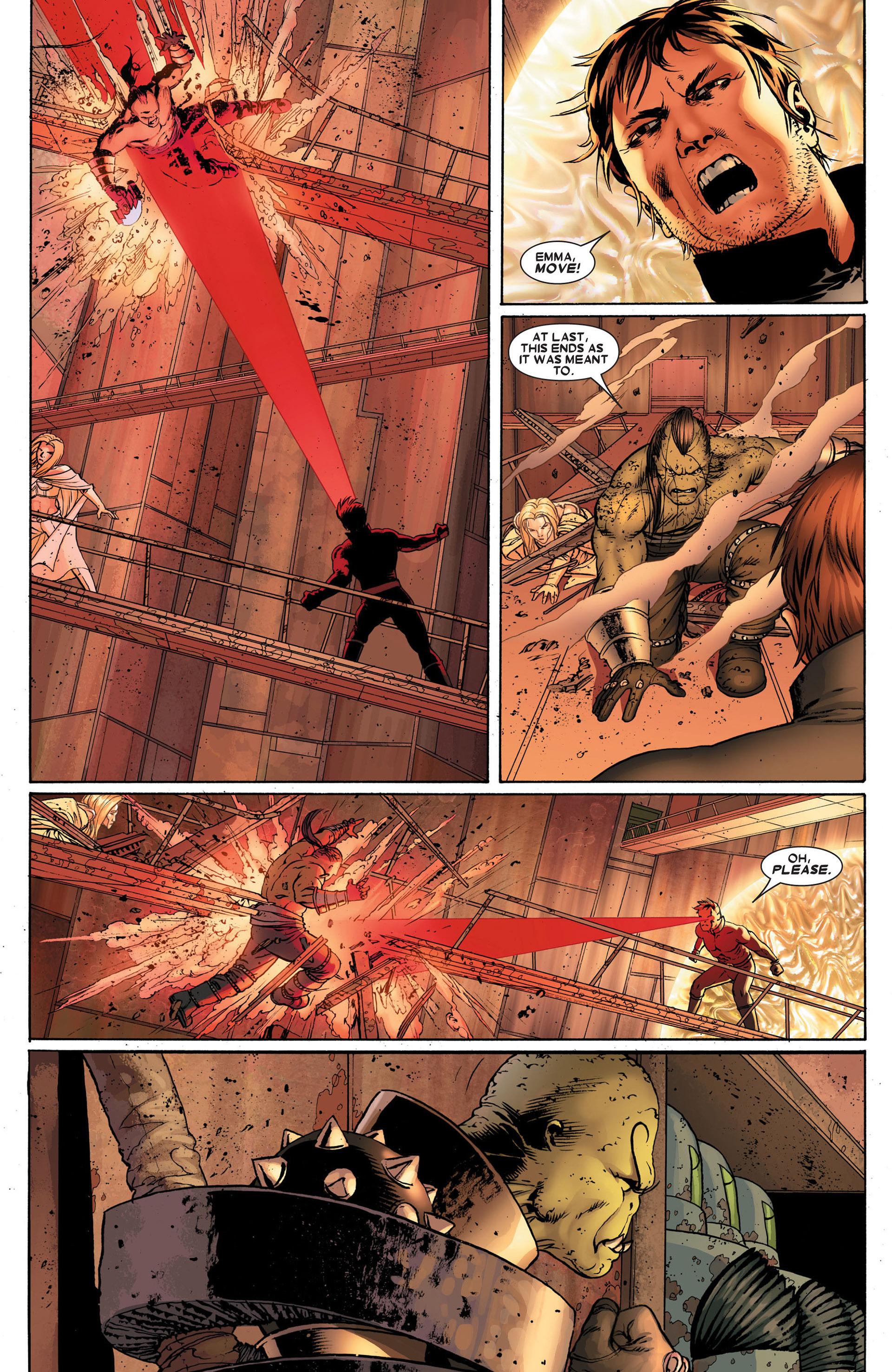 Read online Astonishing X-Men (2004) comic -  Issue #24 - 15