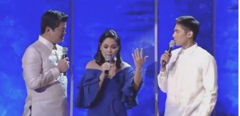 Judy Ann Santos And Robi Domingo Dubs Angel Locsin As A 'Bayani'