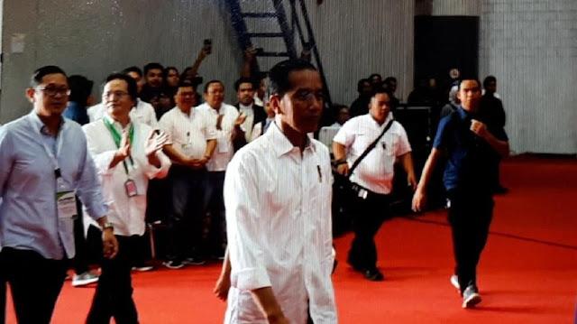 Soal Penegakkan Hukum, IPW: Jokowi Cuma Retorika