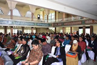 Seminar Nasional Dan Pelantikan Pengurus IAEI