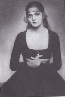 Dancer Anita Berber - By Otto Dix