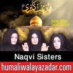 http://www.humaliwalayazadar.com/2015/11/naqvi-sisters-nohay-2016.html