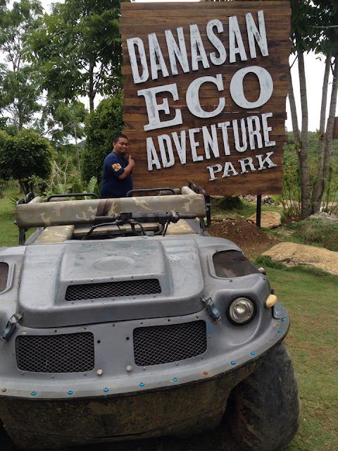 Danasan Eco-Adventure Park Mountain Resort in Cebu