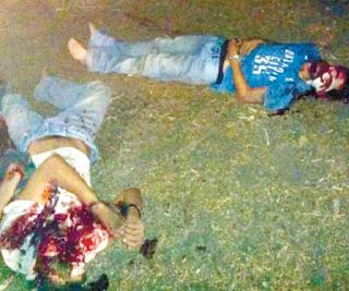 """VIDEO: Sicarios del CDG hacen """"limpia"""" y ejecutan a 5 en Matamoros Tamaulipas"""
