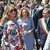 Melania Trump 14 millió forintos kabátban ment Szicíliába