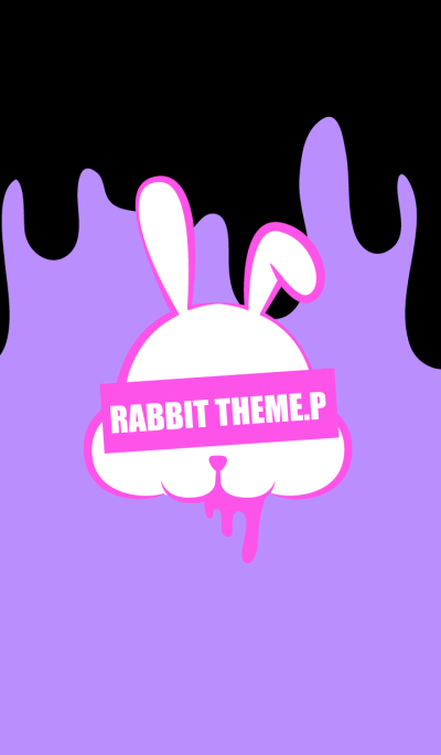 DARK RABBIT.PURPLE 2