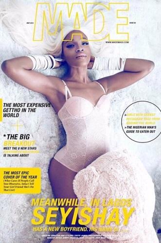 Cover magazine make sexy