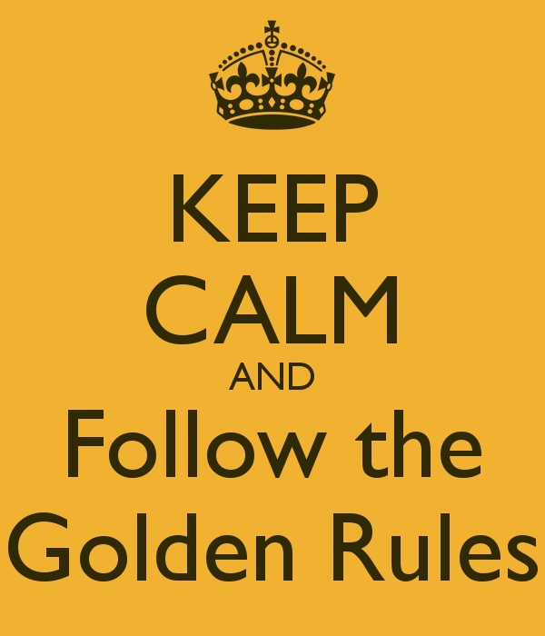 2 Golden Rules Of Resume Writing
