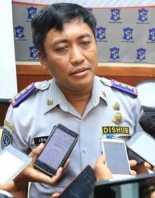 Irvan Wahyu Drajat Plt Kadishub Surabaya