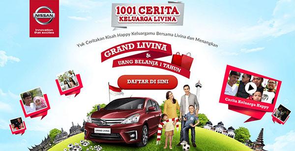 1001 Cerita Nebeng Mobil Grand Livina