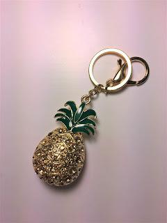 walmart pineapple keychain