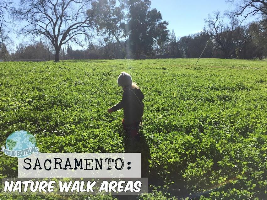 Walking in Nature: Sacramento