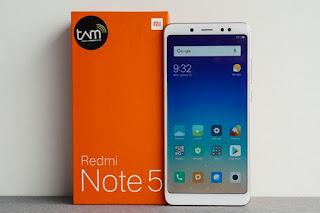 Cara Mudah Restart Xiaomi Redmi Note 5