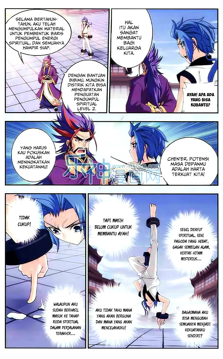 The Great Ruler Chapter 28