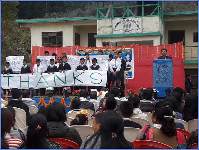Agamsingh Giri School Mungpoo 20th Foundation Day