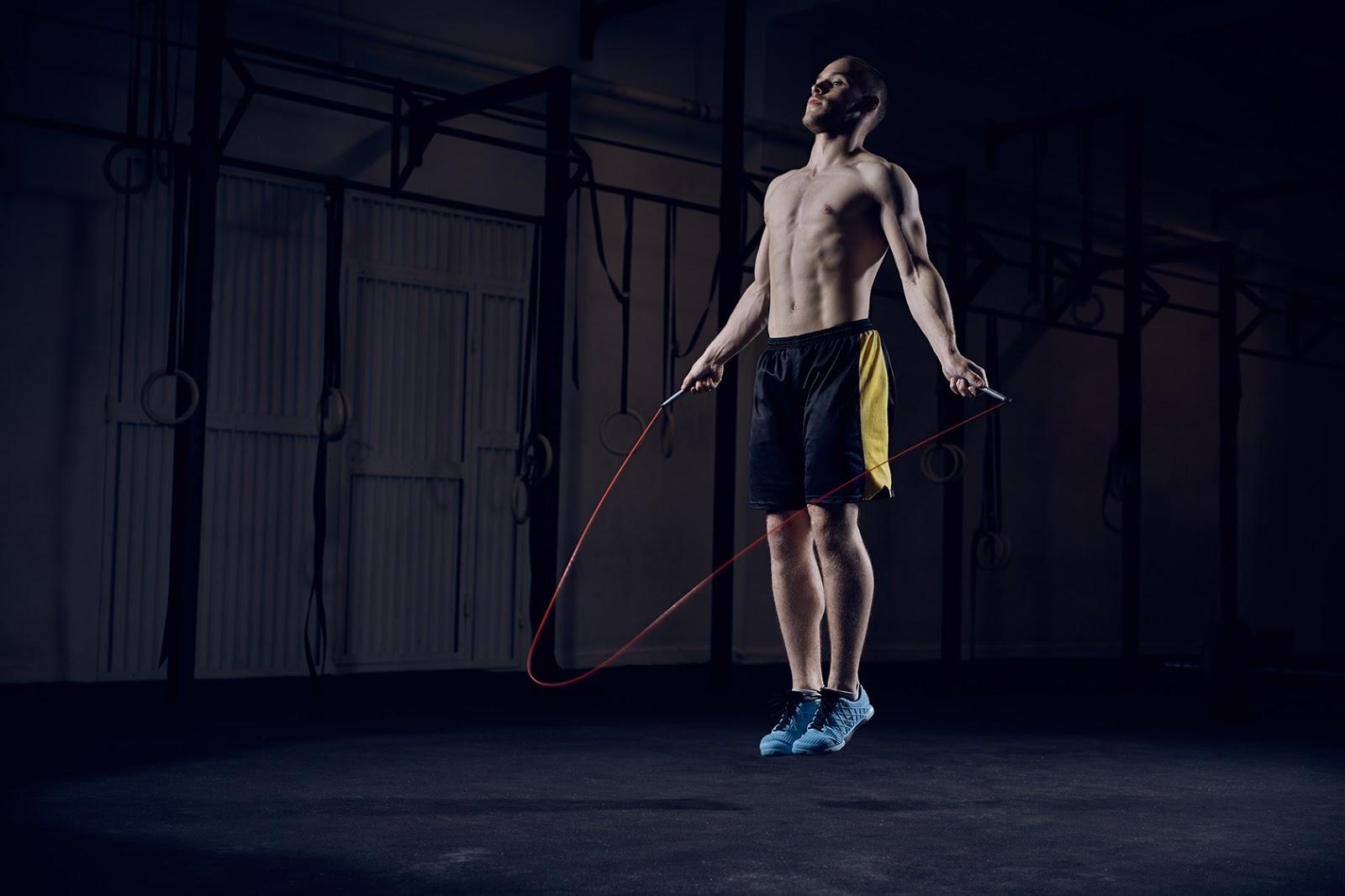 Evde Yapabileceğiniz Göbek Eritme Hareketleri - Rope Jumping