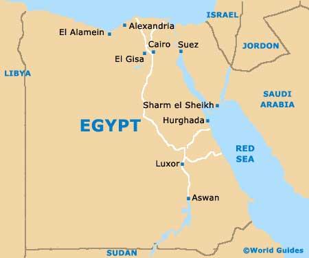 Student Travels Sharm El Sheikh Egypt