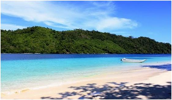 Serunya Wisata Bahari di Teluk Lampung