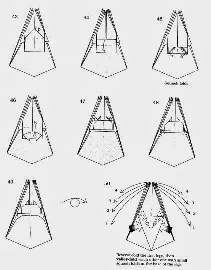 Paper Crafting: Spider