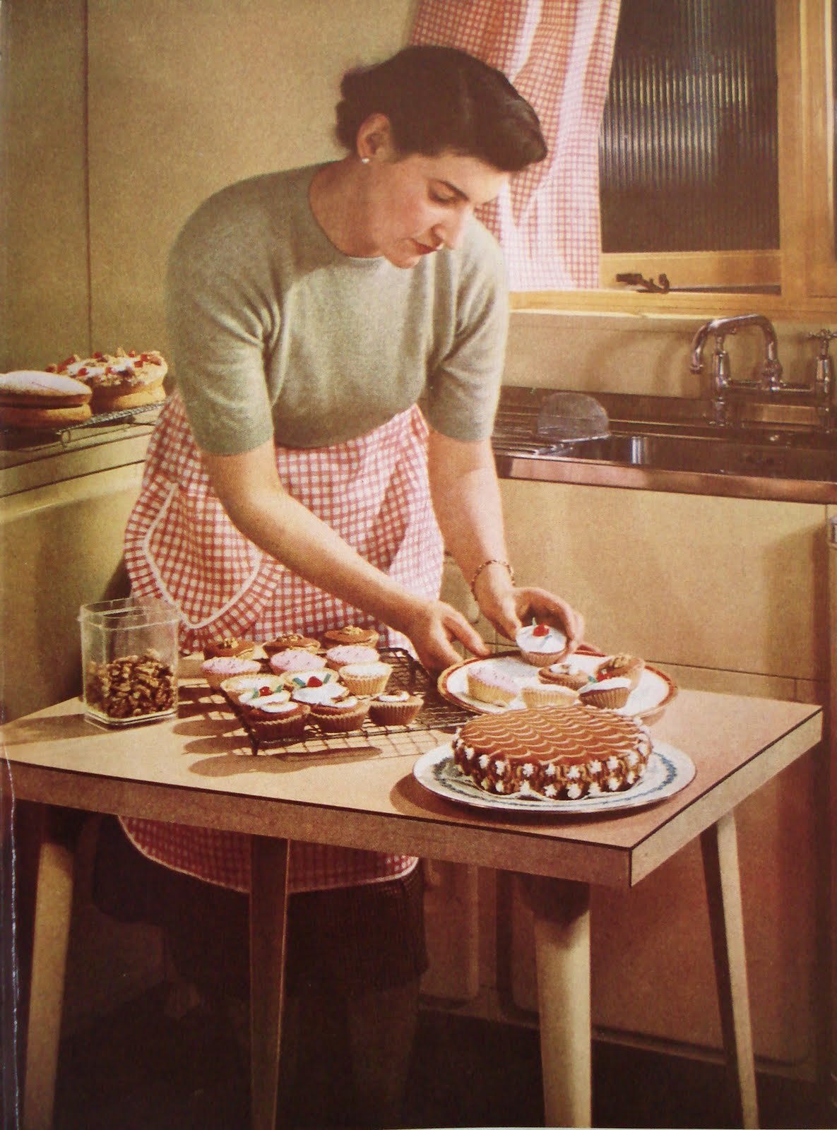 Creative You 1950s Cook Book Good Housekeeping Compendium