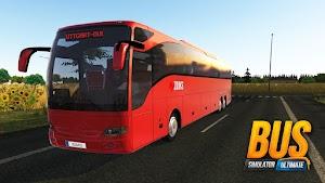 تحميل لعبة Bus Simulator Ultimate مهكرة للأندرويد