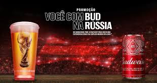 Promoção Budweiser Rússia 2018