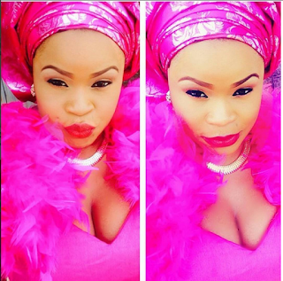 Actress Daniella Okeke Too Boastful Of Her Breasts And Butt. Click To Confirm