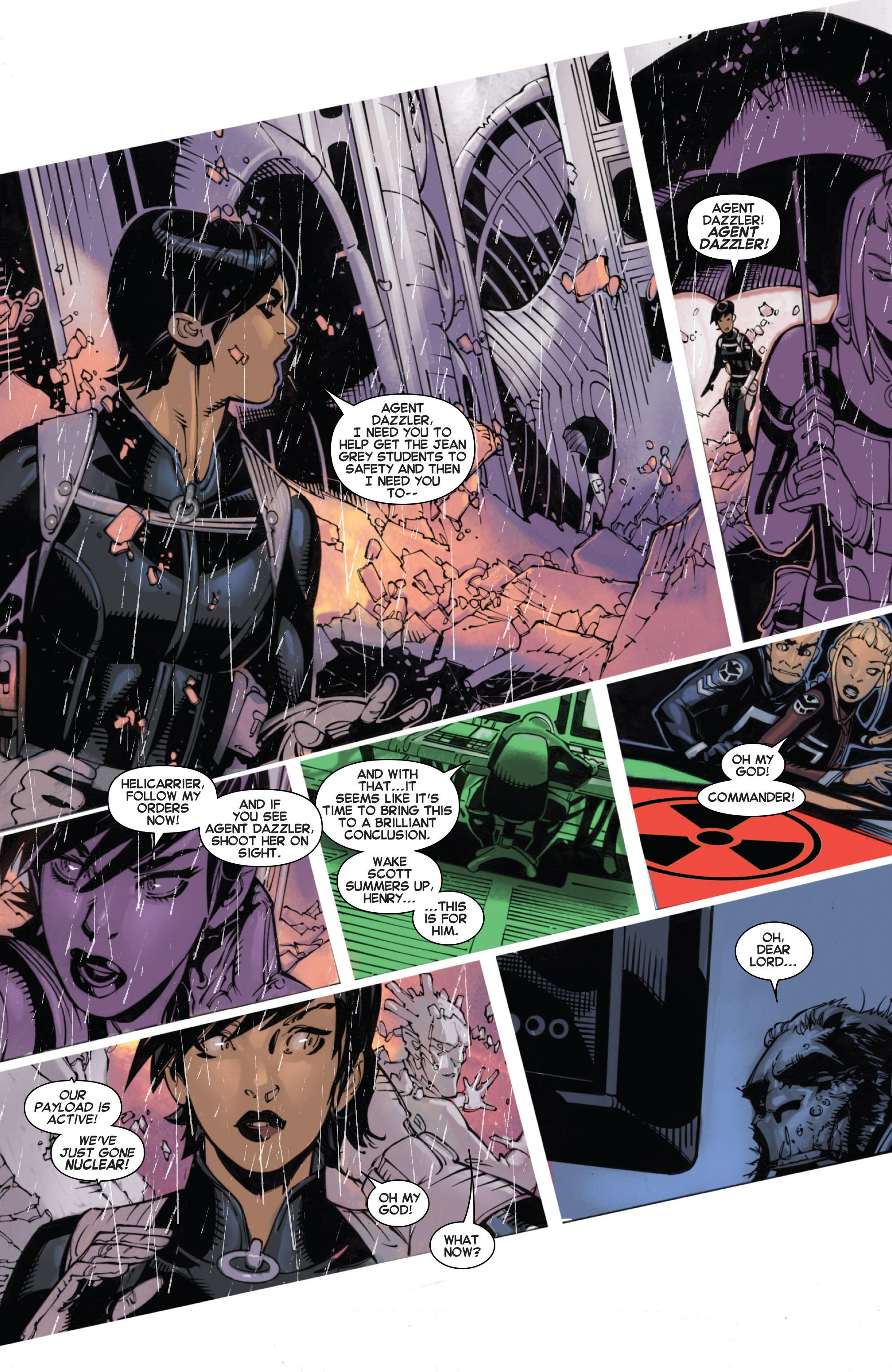 Read online Uncanny X-Men (2013) comic -  Issue #22 - 8