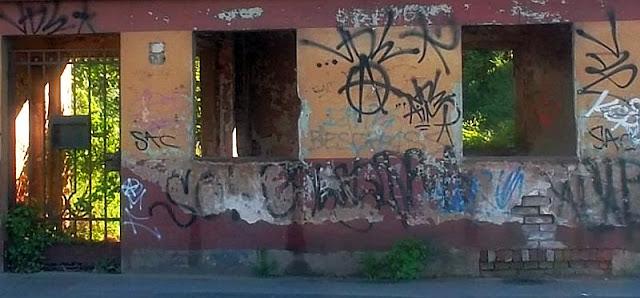 Dresdens vergessene Fabriken verfallen