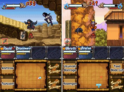 download naruto shippuden ninja destiny 3 nds rom