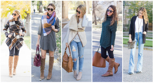 Cute & Trendy Thanksgiving Outfits by Colorado fashion blogger Eat Pray Wear Love