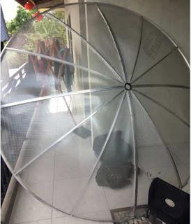Tutor pasang parabola baru lengkap untuk pemula