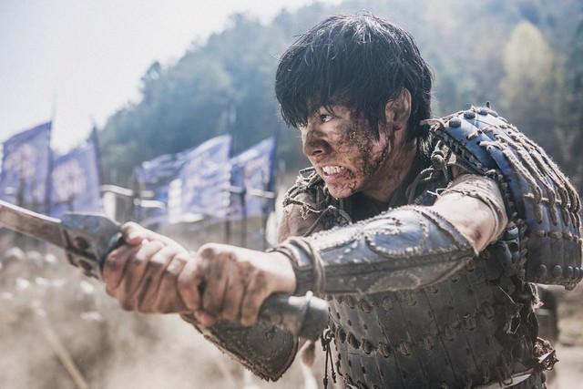 Shin w filmie Kingdom