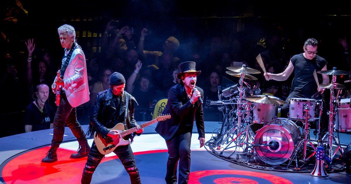 Reliquary U2 20181003 Taper Popmarter Hamburg Germany
