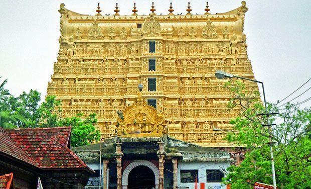 padmanabhaswamy temple , पद्मनाभ स्वामी मंदिर