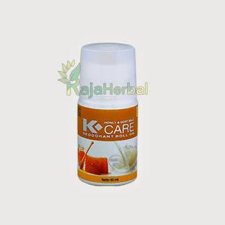 K-Care Honey & Goat Milk Roll On