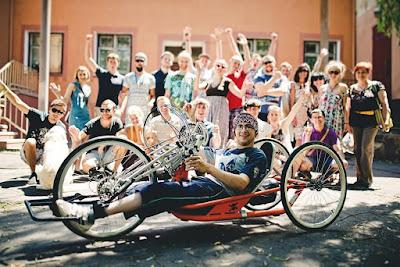 у Львові стартує особливий проект – велоподорож зі Львова до Лісабону