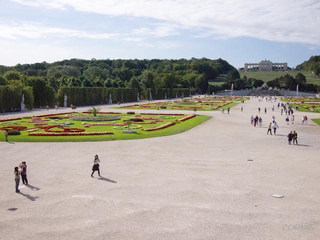 Schönbrunn, Viena