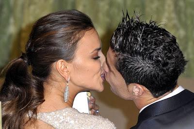 Foto Pacar Cristiano Ronaldo
