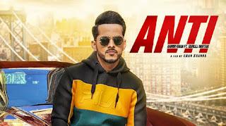 ANTI LYRICS – Aamir Khan | Gurlej Akhtar