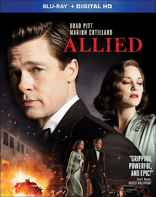 Allied 2016 Eng BRRip 480p 350mb ESub