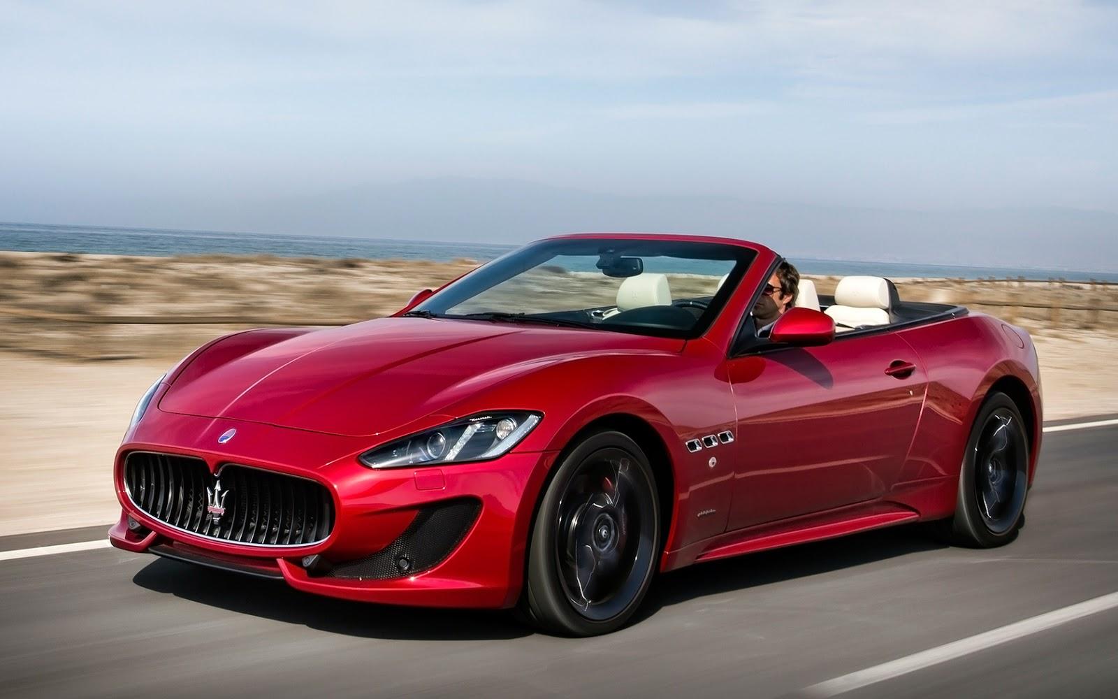 2015 Maserati GranTurismo To Signal New Styling Direction ...