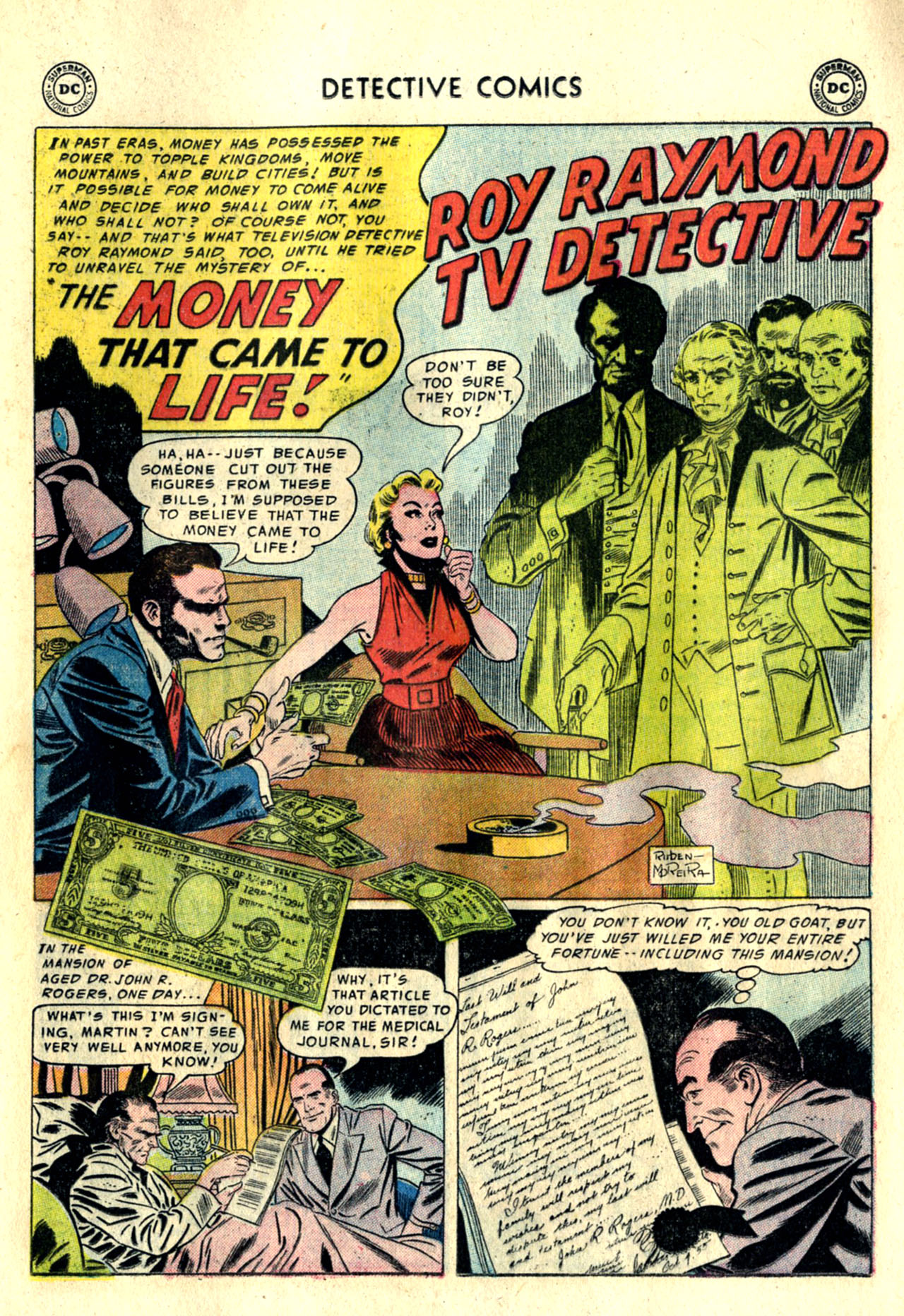 Detective Comics (1937) 225 Page 16