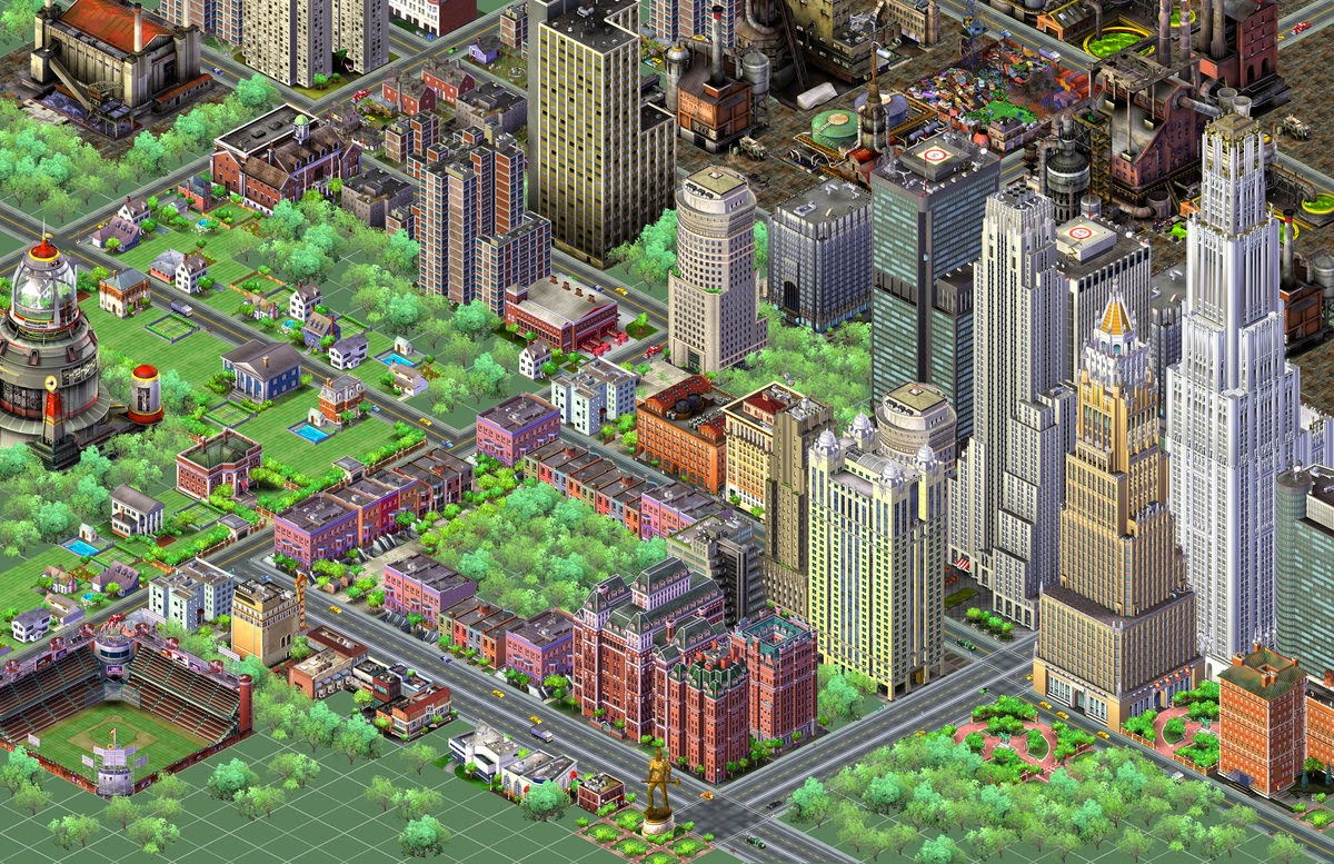 Simcity 2000 pc game free download.