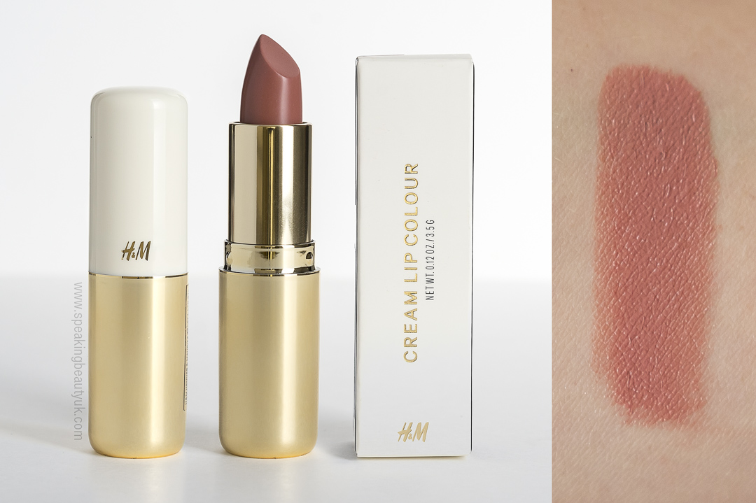 H&M Cream Lip Colour in Cream Chestnut