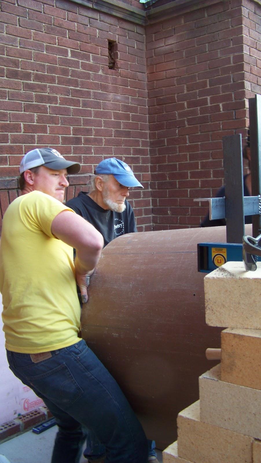 Cmu 442 Kiln Construction Jake Allee Cross Draft Soda Kilns