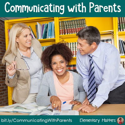 Communication With Parents: Here are 7 ideas for opening and maintaining positive communication between teachers and parents.