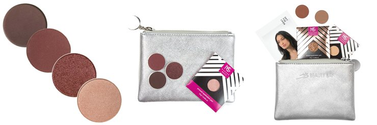 Beauty Bay Holiday Makeup Bag The Mulberry Eye Look