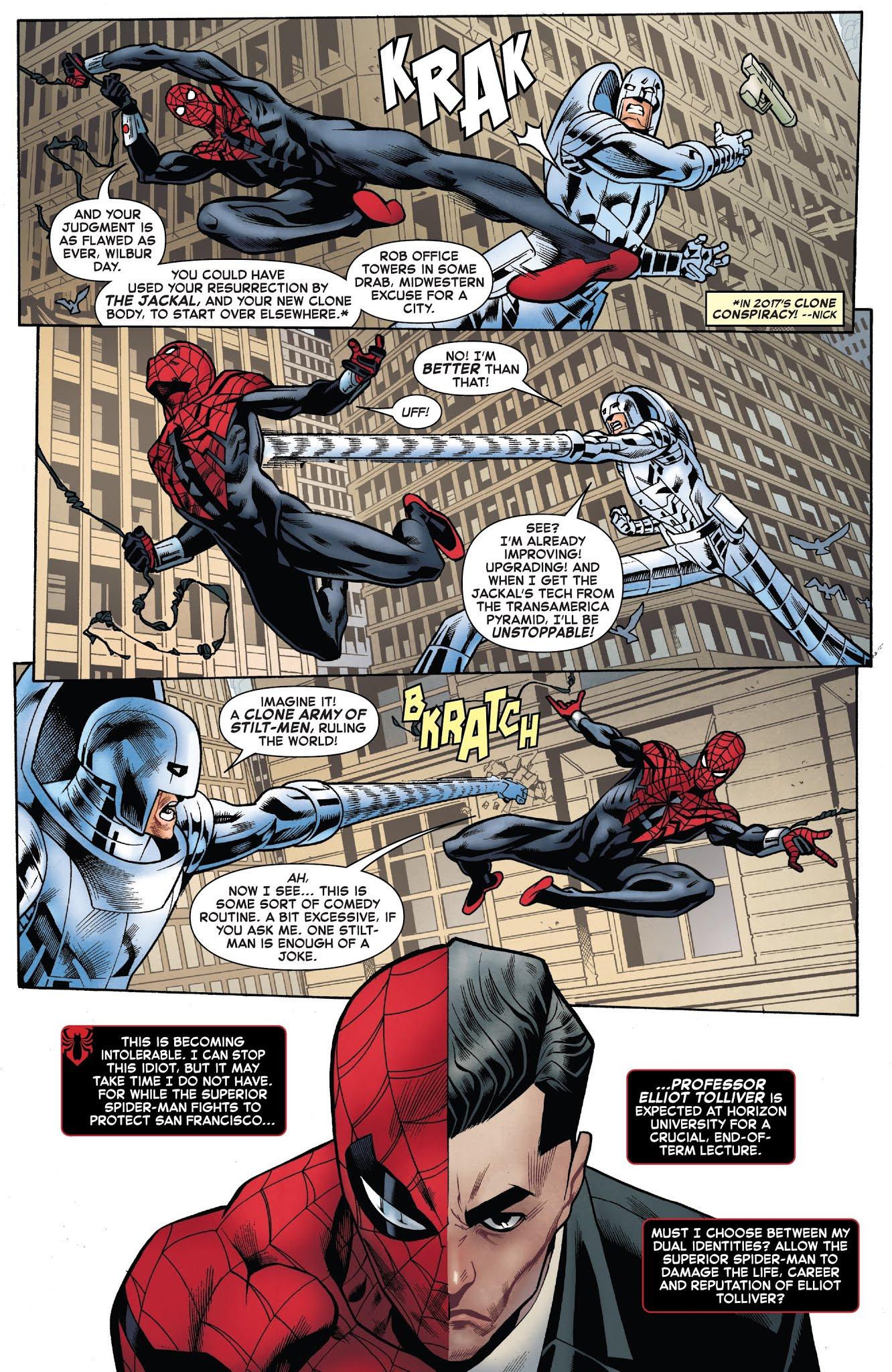 Superior Spider-Man (2019) issue 1 - Page 5