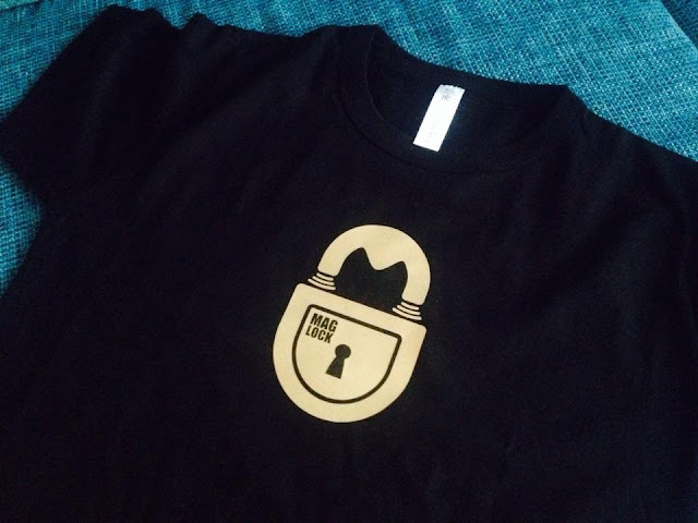 Mag-Lock Logo Shirt